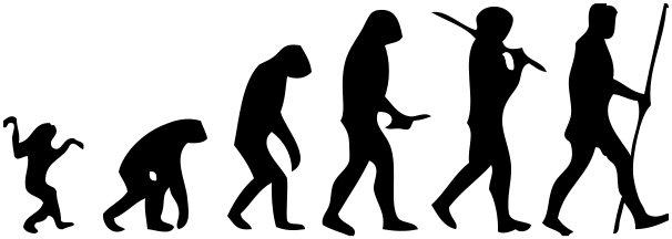 Sull'evoluzione umana (1/2)