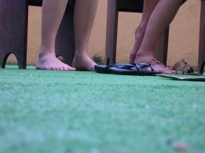 piedi e piedi