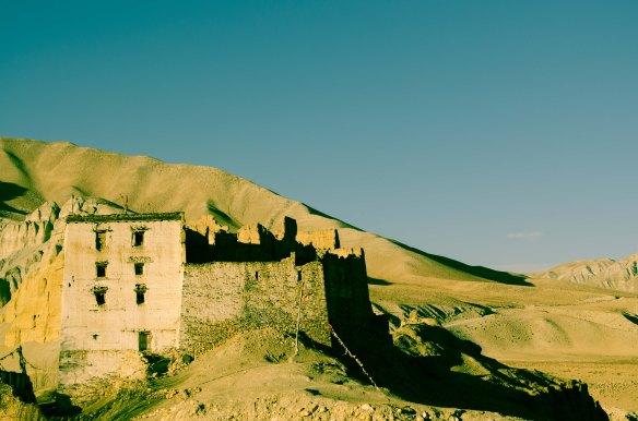 Tsarang Palace - Upper Mustang 2012