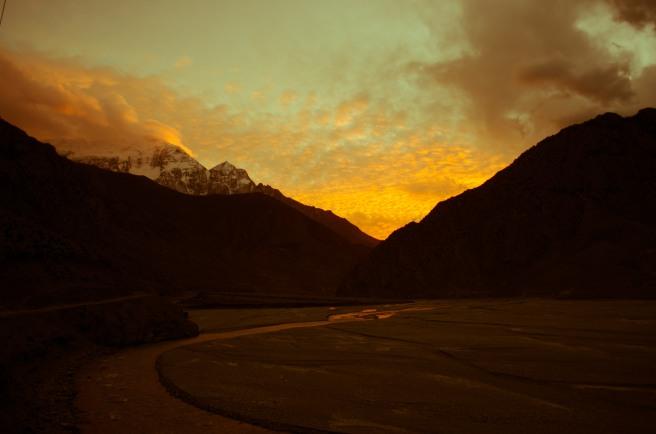 Kaligandaki river - Nepal