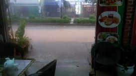 Pioggia torrenziale (Vietnam)