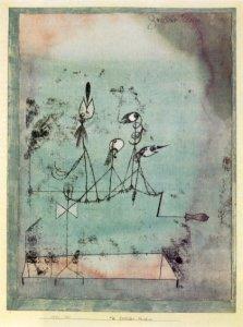 Paul Klee: macchina per cinguettare